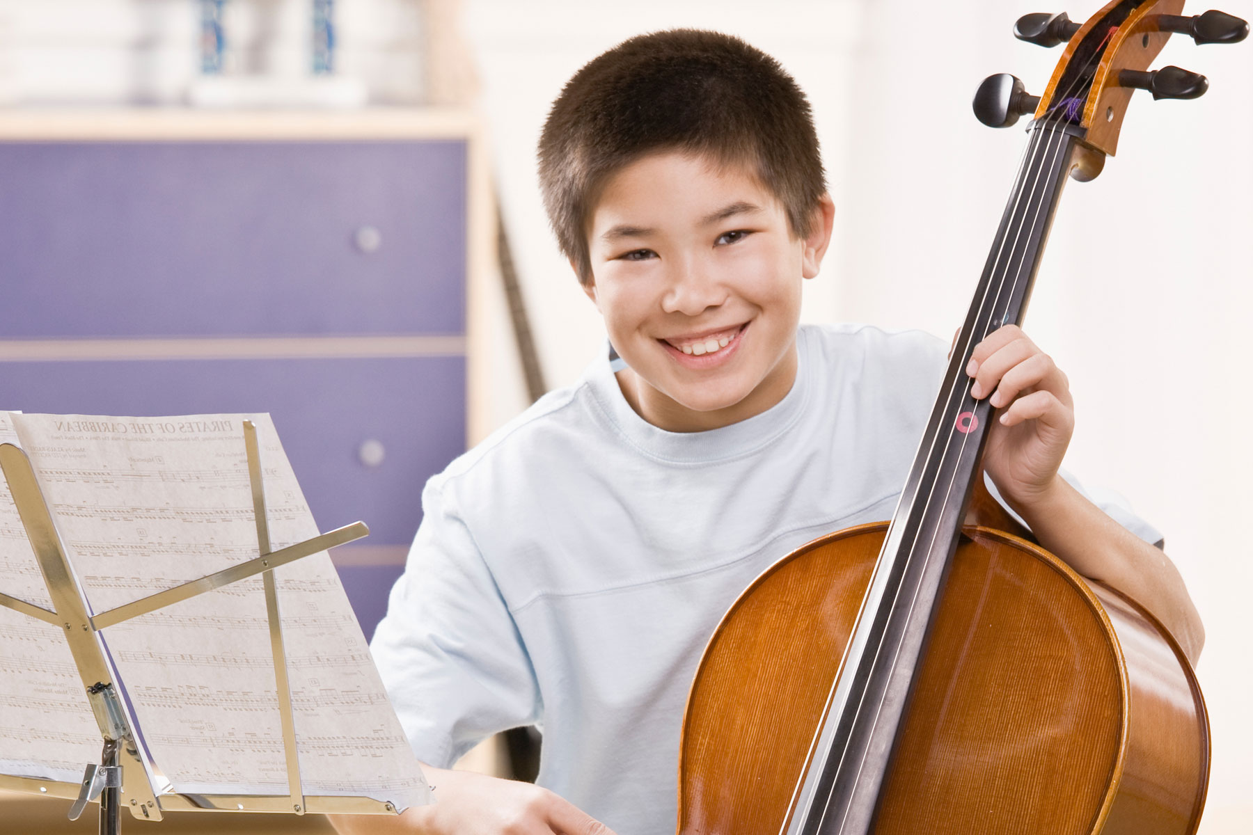 Cello Lessons in Los Angeles
